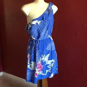DREW size S, 100% silk dress
